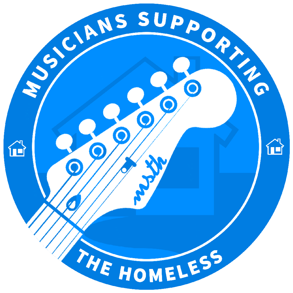Musicians Supporting The Homeless